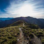 taiwan mountain trail