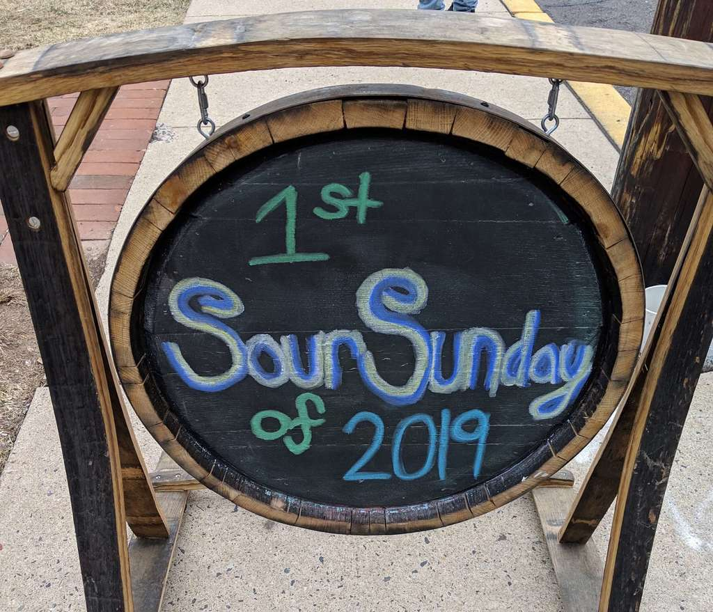 1st sour sunday 2019