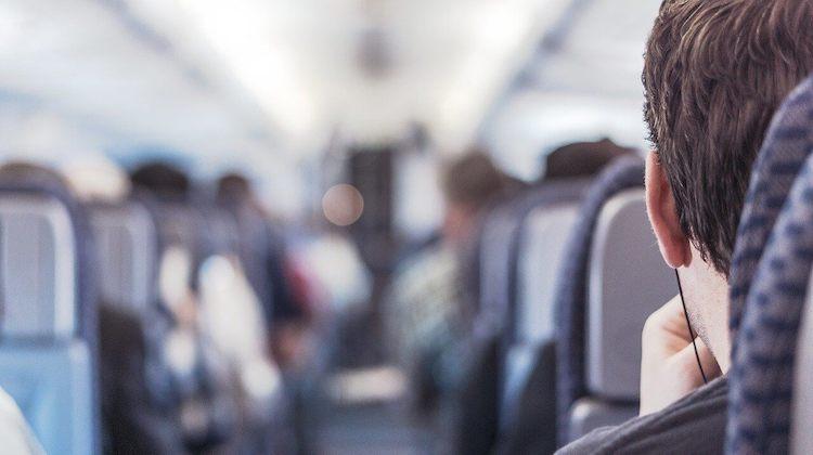 inside a jet